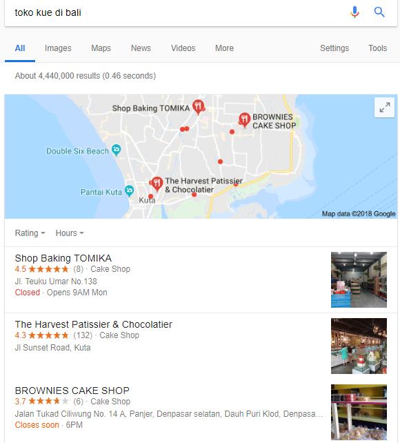 Promosi Usaha Di Bali Dengan Google Bisnisku Ary Indra Belajar Bisnis Digital Digital Marketing Bali
